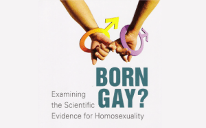 Homosexuality science