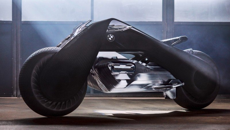 New BMW concept motorcycle