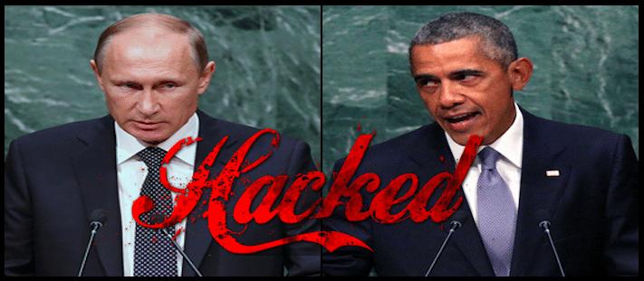 Russian hacked MAIN